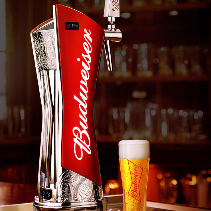 Draught Innovations Anheuser Busch Draught
